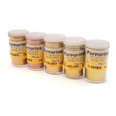 purpurinavitrine