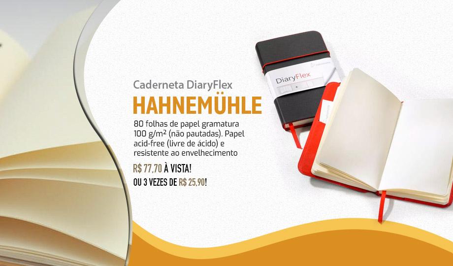 caderneta diaryflex