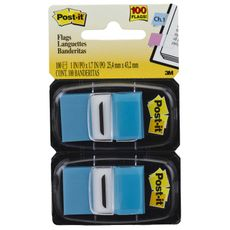 Hb004193494---Post-it-Marcadores-de-Paginas-100F-Azul