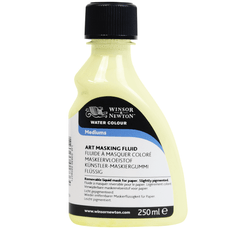 W-N-WATER-COLOUR-MEDIUM-250ML-ART-MASKING-FLUID-0